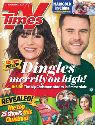 TV Times 2nd December 2017