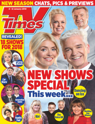 TV Times 6th January 2018