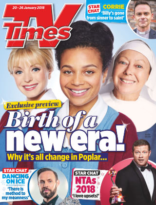 TV Times 23rd January 2018