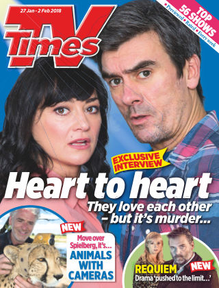 TV Times 30th January 2018