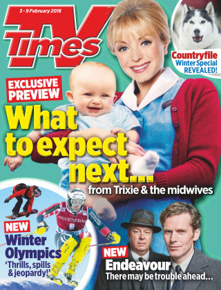 TV Times 6th February 2018