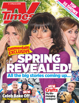 TV Times 6th March 2018