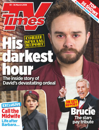 TV Times 13th March 2018