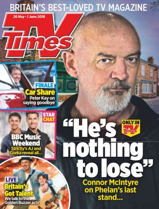 TV Times 29th May 2018