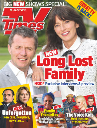TV Times 14th July 2018
