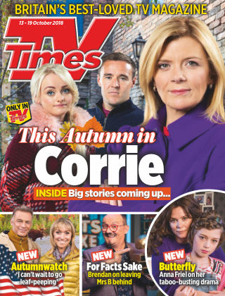 TV Times 13th October 2018