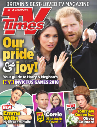 TV Times 20th October 2018