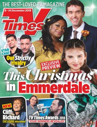 TV Times Dec 8 2018