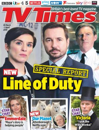 TV Times Mar 30 2019