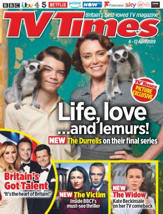 TV Times Apr 6 2019