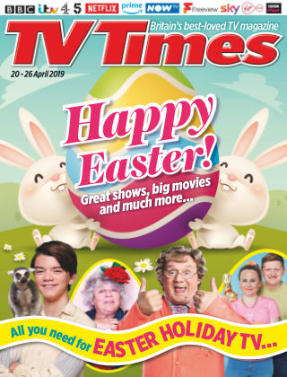 TV Times Apr 20 2019