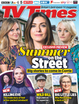TV Times Jun 8 2019