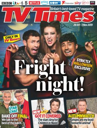 TV Times Oct 26 2019