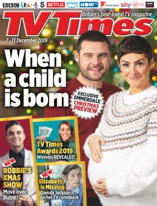 TV Times Dec 7 2019