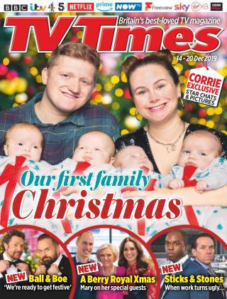 TV Times Dec 14 2019