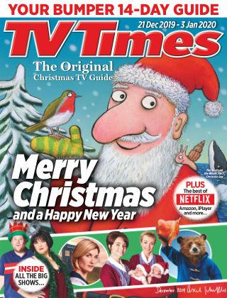 TV Times Dec 21 2019