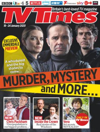 TV Times Jan 18 2020