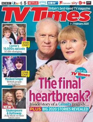 TV Times Feb 1 2020