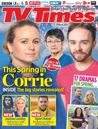 TV Times Mar 7 2020