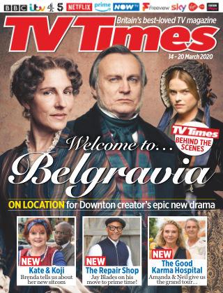 TV Times Mar 14 2020