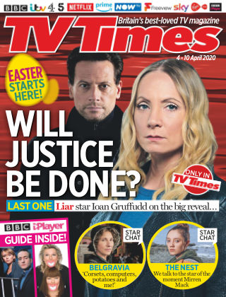 TV Times Apr 4 2020