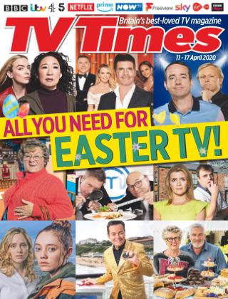 TV Times Apr 11 2020