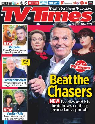 TV Times Apr 25 2020