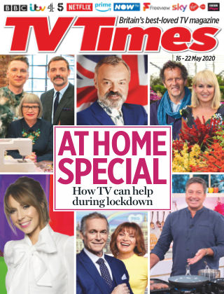 TV Times May 16 2020