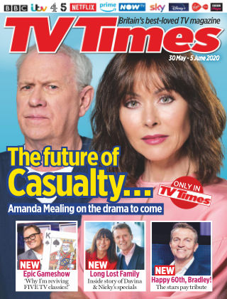 TV Times May 30 2020