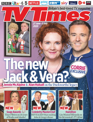 TV Times 27th June 2020