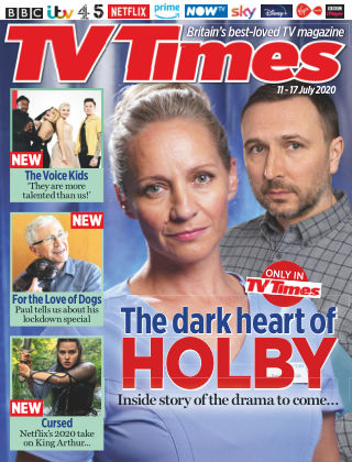TV Times 11th July 2020
