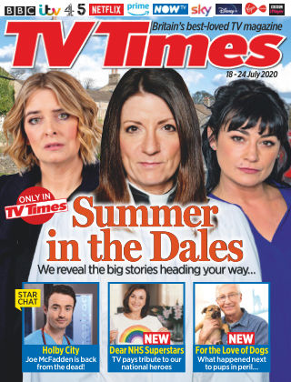 TV Times 18th July 2020