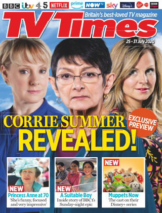 TV Times 25th July 2020