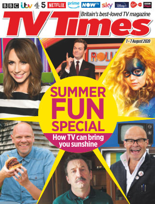 TV Times 1st August 2020