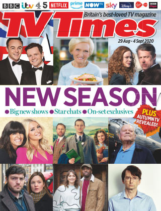 TV Times 29th August 2020