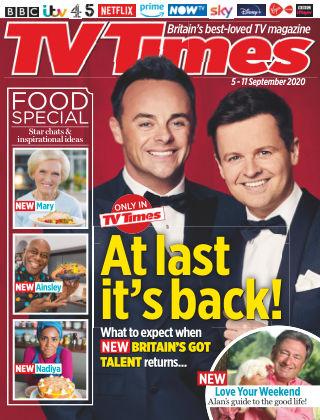 TV Times 5th September 2020