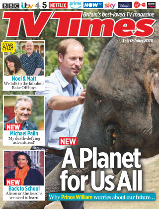 TV Times 3rd October 2020
