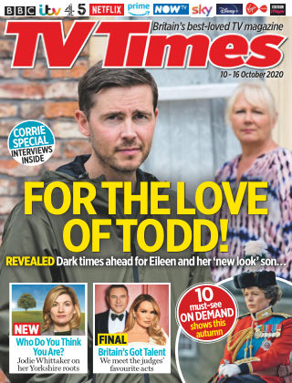 TV Times 10th October 2020