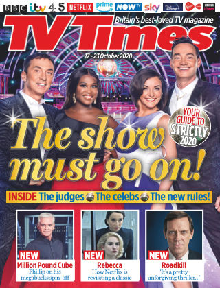 TV Times 17th October 2020