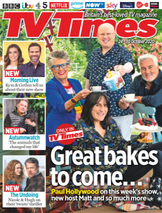 TV Times 24th October 2020