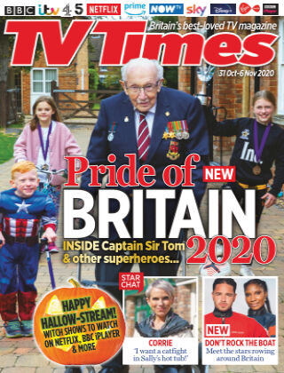 TV Times 31st October 2020