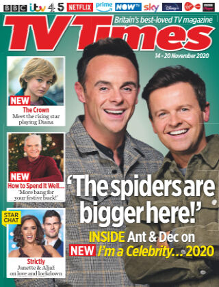 TV Times 14th November 2020