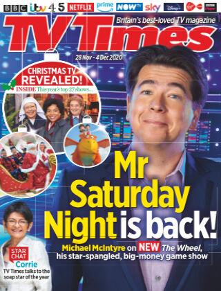 TV Times 28th November 2020