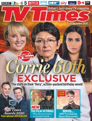 TV Times 5th December 2020