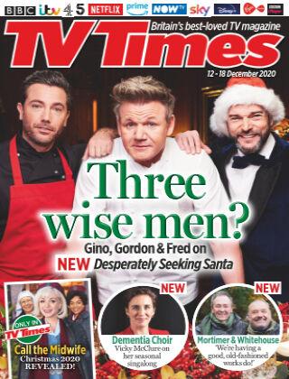 TV Times 12th December 2020