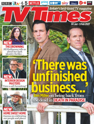 TV Times 30th January 2021