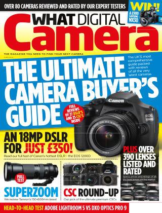 What Digital Camera Magazine June 2014