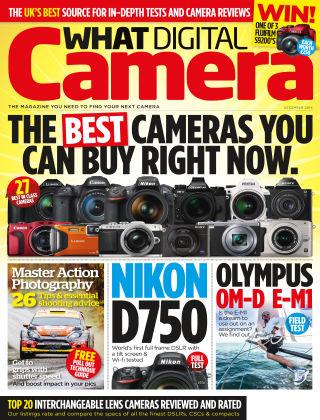 What Digital Camera Magazine December 2014