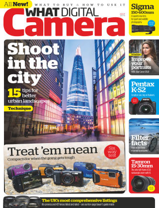 What Digital Camera Magazine July 2015