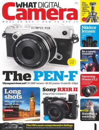 What Digital Camera Magazine May 2016